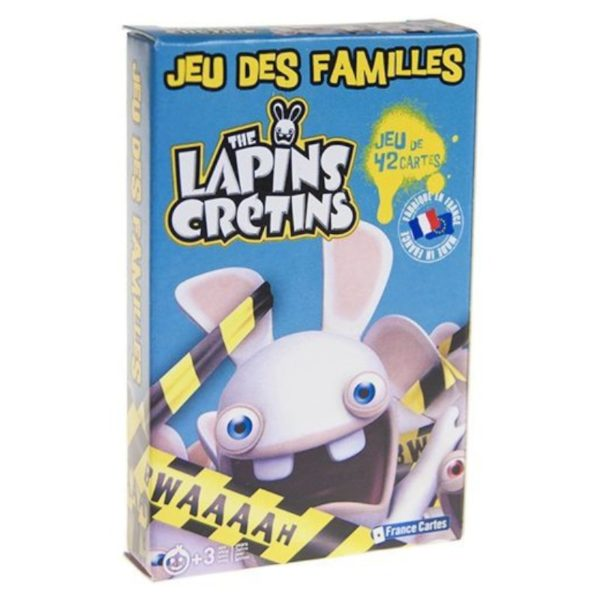 7 familles - Lapins Crétins