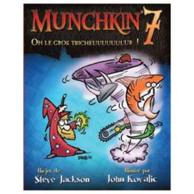 Munchkin : oh le gros tricheuuuuuuuur ! (extension)