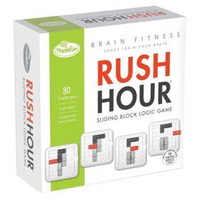 Jeu de société - Rush hour : brain fitness