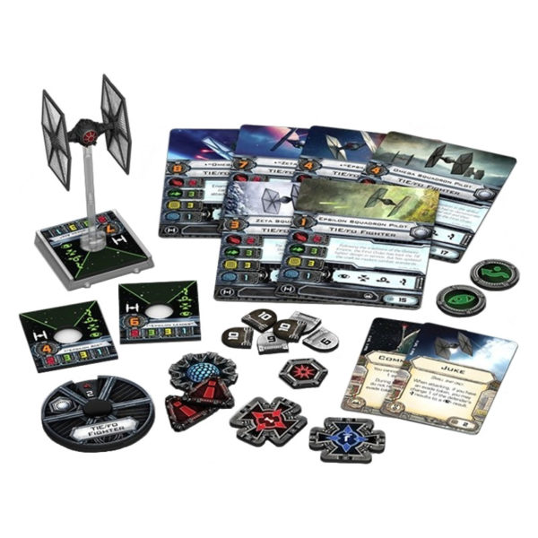 Star Wars X-wing : Chasseur Tie/Fo (figurine)