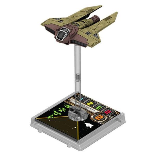 Star Wars X-wing : Intercepteur M3-A (figurine)