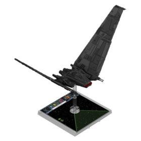 Star Wars X-wing : Navette de commandement de classe Upsilon (figurine)