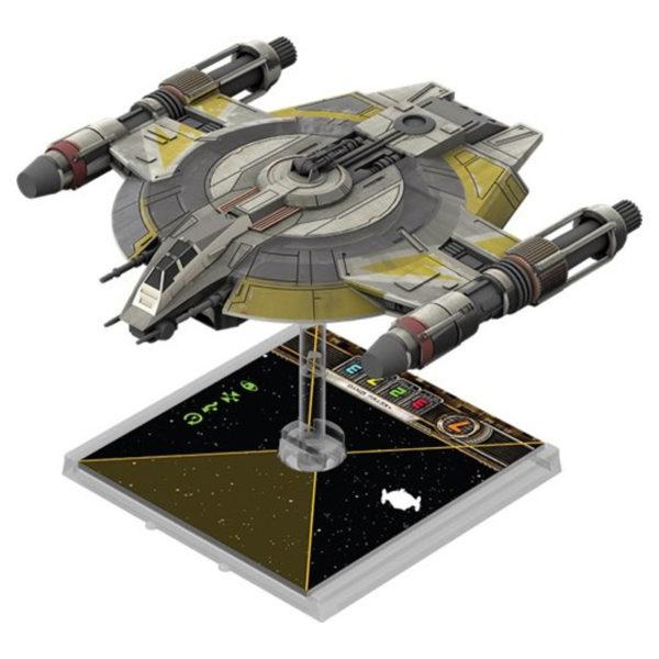 Star Wars X-wing : Shadow caster (figurine)