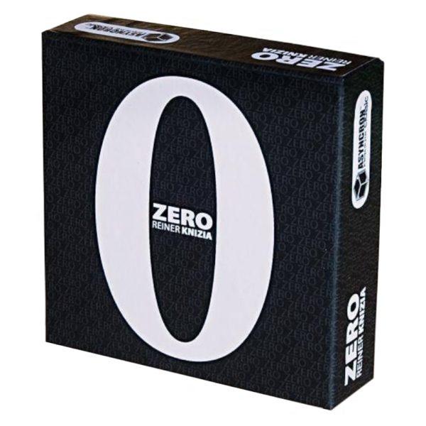 Jeu de société - Zero