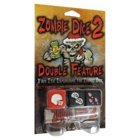 Jeu de société - Zombie dice 2 : double détente (extension)