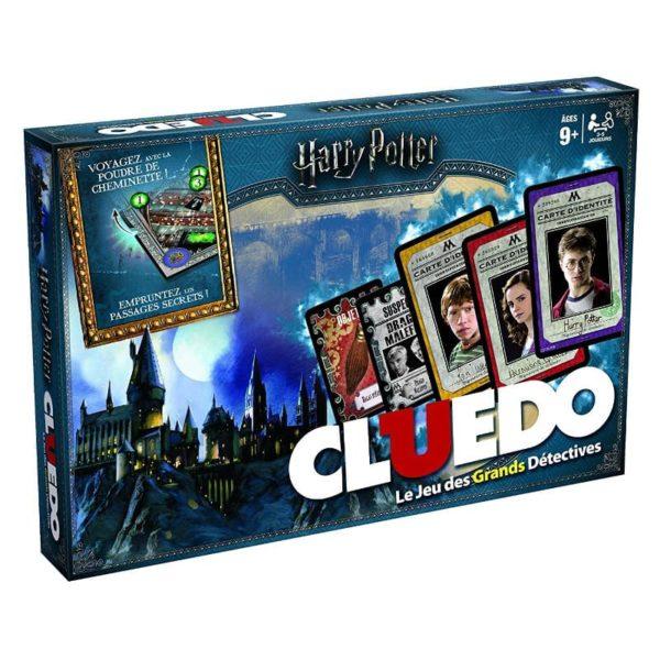 Cluedo : Harry Potter