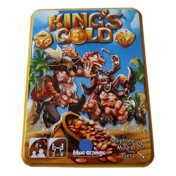 Jeu de société - King's gold