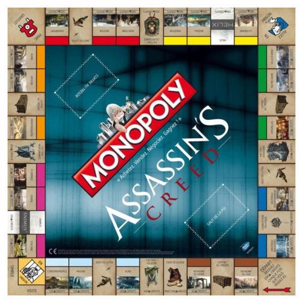Jeu de société - Monopoly : Assassin's creed