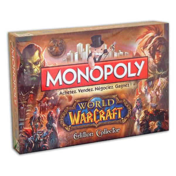 Jeu de société - Monopoly : World of Warcraft