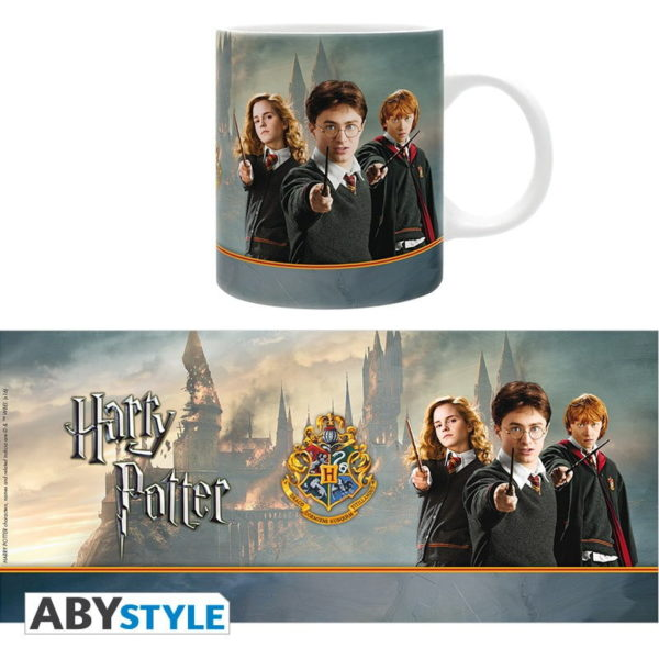 Mug Harry Potter : Harry et cie (320ml)