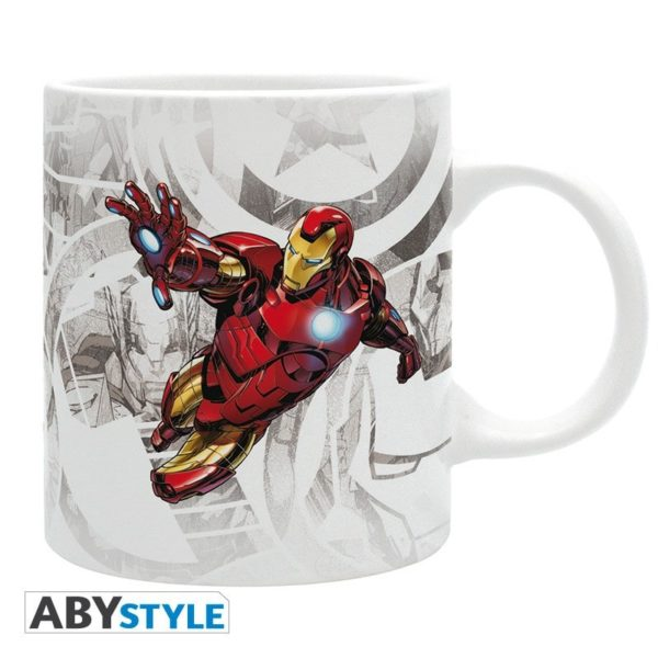 Mug Marvel : Iron man classic (320ml)