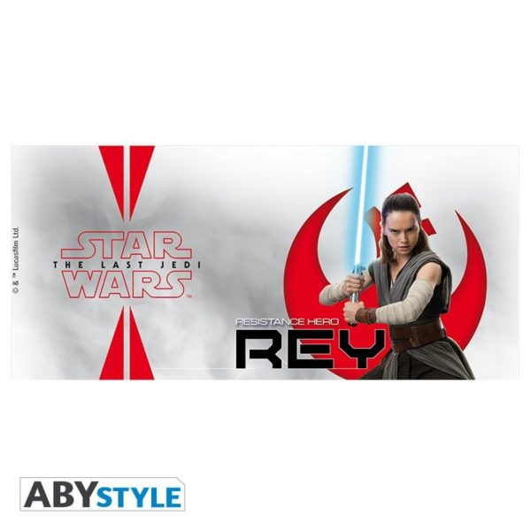 Mug Star Wars : Rey (320ml)