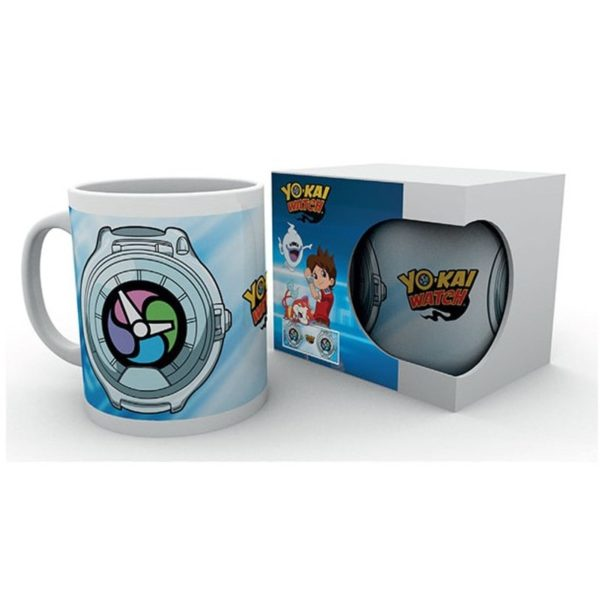 Mug Yokai watch : montre (300ml)