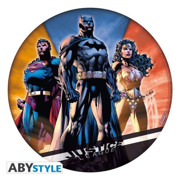 Tapis de souris Dc comics : Justice league