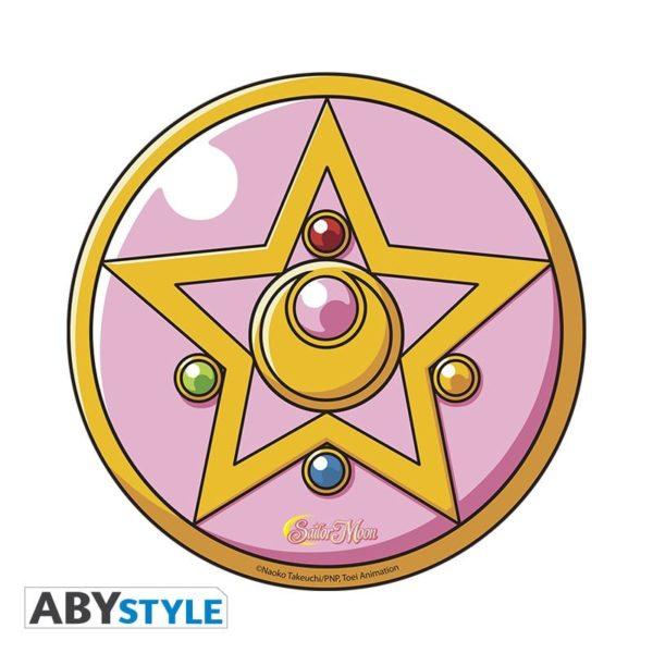 Tapis de souris Sailor moon : Broche