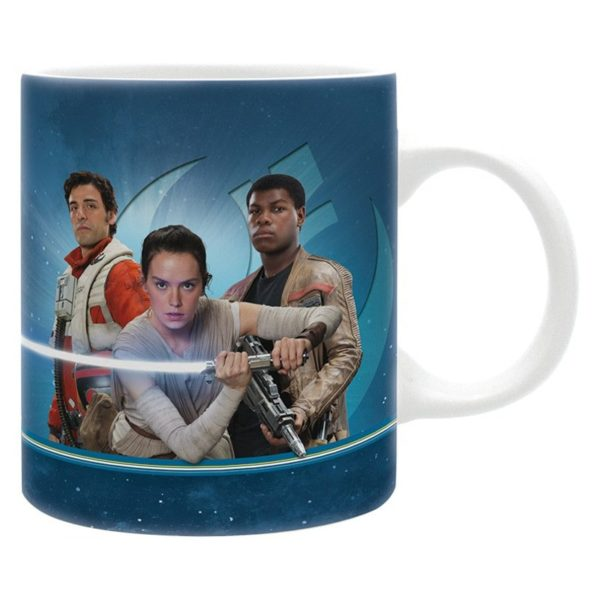 Mug Star Wars : New resistance (320ml)