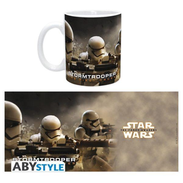 Mug Star Wars : StormTrooper (320ml)