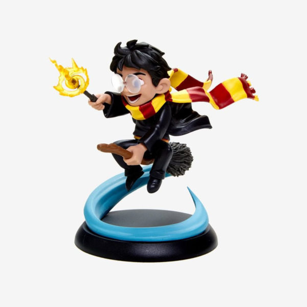 Harry Potter Qfig Harry First Flight