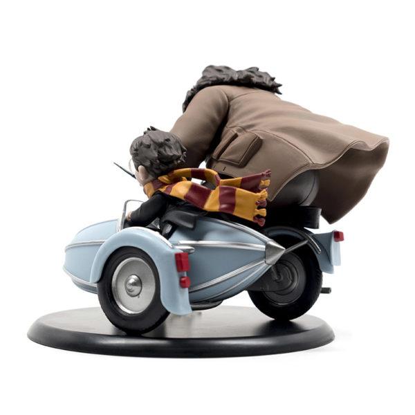 Harry Potter Qfig Max Hagrid & Harry