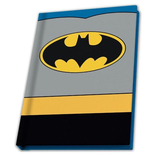 Coffret Dc comics : Batman (mug, porte-clés, cahier)