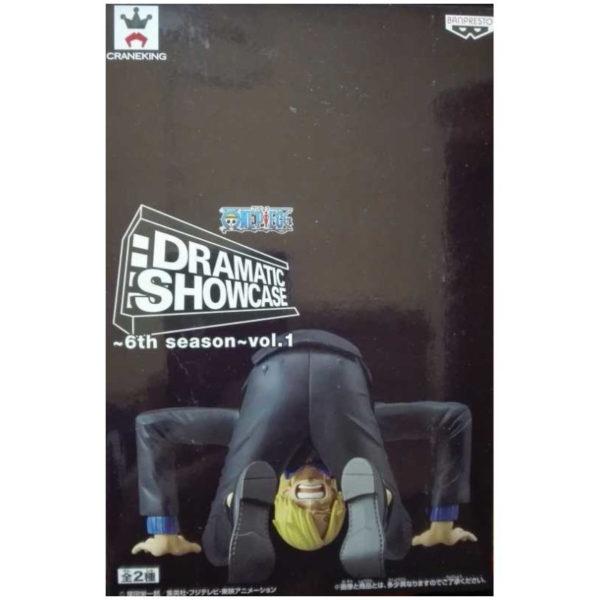 Figurine One Piece : Dramatic Showcase Season 6 Vol 1 Sanji