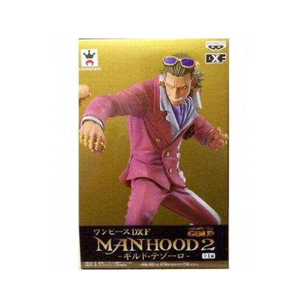 Figurine One Piece : DXF Manhood 2 Gild Tesoro