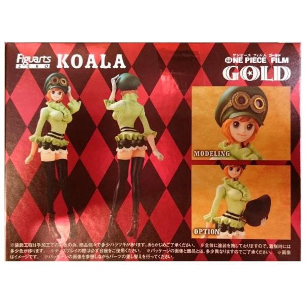 Figurine One Piece : Figuarts Zero Film Gold Koala