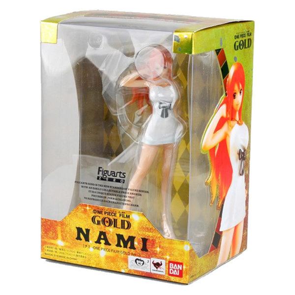 Figurine One Piece : Figuarts Zero Film Gold Nami