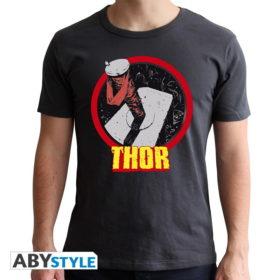 T-shirt Marvel : Thor - Mjöllnir