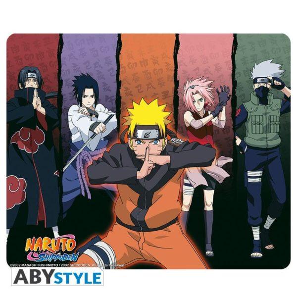 Tapis de souris Naruto shippuden : Shippuden group