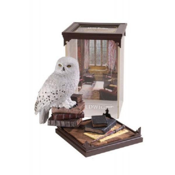 Figurine Harry Potter - Créatures magiques : Hedwige