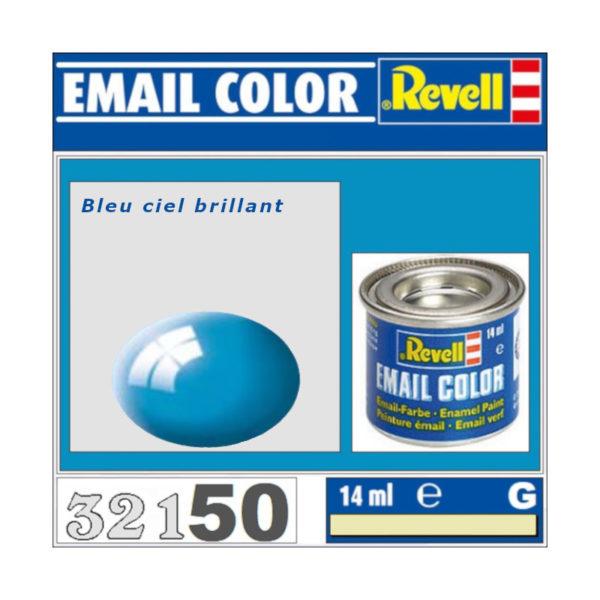 Peinture Revell - Bleu ciel brillant