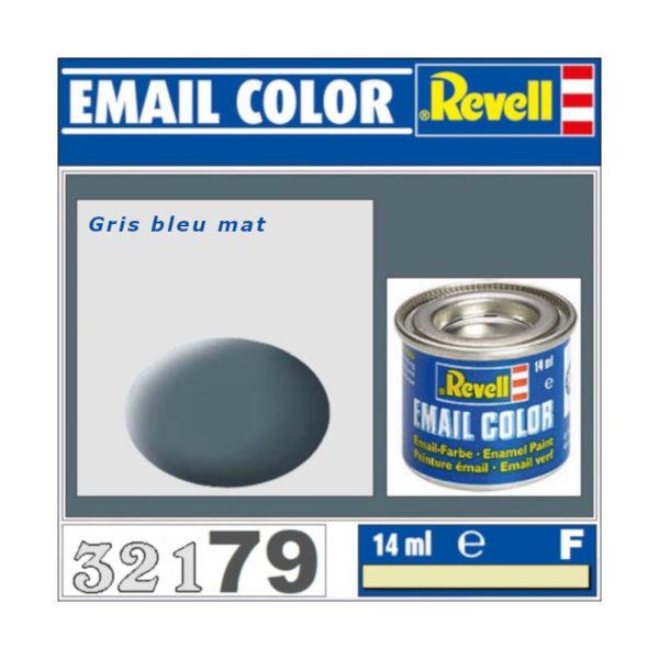 Peinture Revell - Gris bleu mat