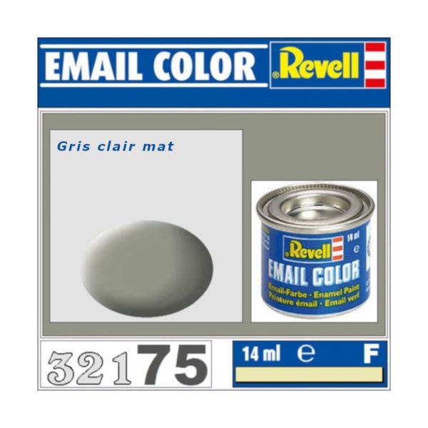 Peinture Revell - Gris clair mat