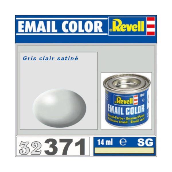 Peinture Revell - Gris clair satiné