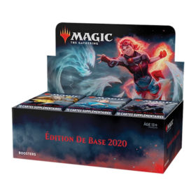 Magic the Gathering : Edition de base 2020 (Boosters)