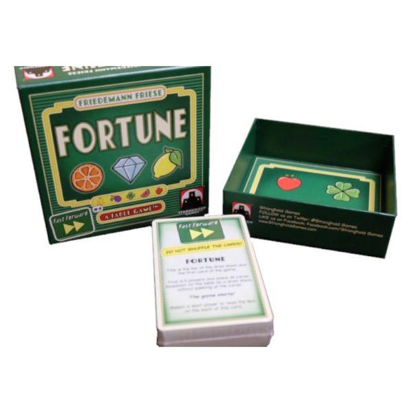 Jeu de société - Fast forward : Fortune