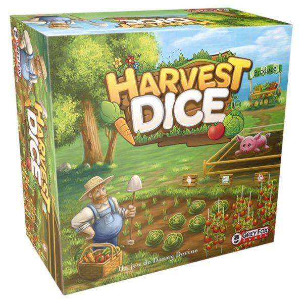 Jeu de société - Harvest dice