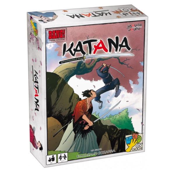 Jeu de société - Katana