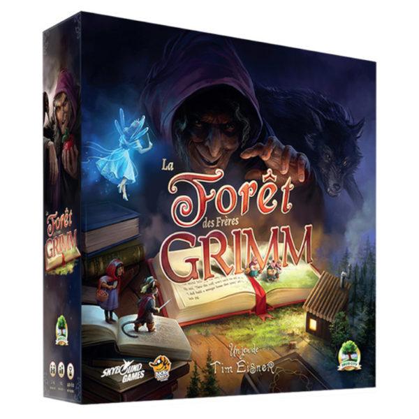 Jeu de société - La forêt des Frères Grimm