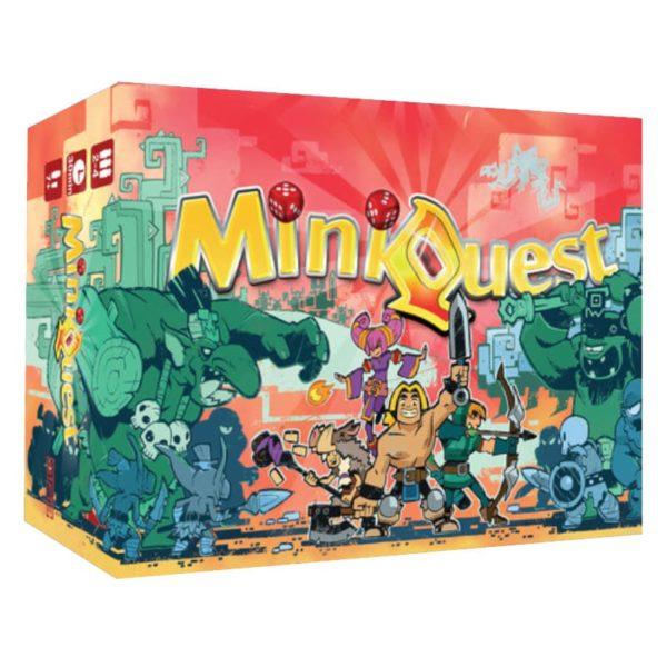 Jeu de société - Miniquest
