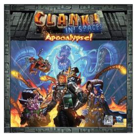 Jeu de société - Clank dans l'espace : Apocalypse (extension)