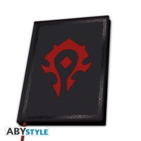 Cahier World of Warcraft : Horde