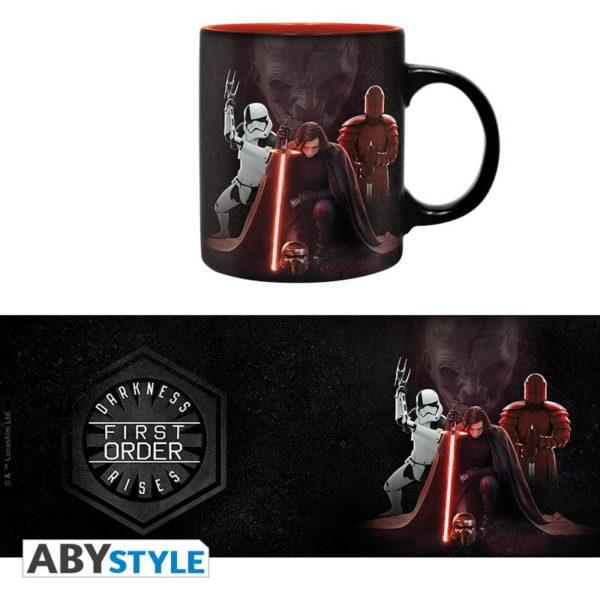 Mug Star Wars : Darkness rises (320ml)