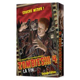 Jeu de société - Zombies !!! 4 : la fin (extension)