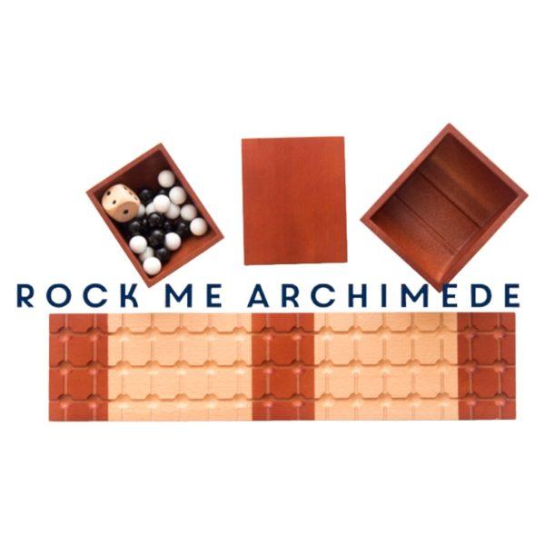 Jeu de société - Rock me Archimedes
