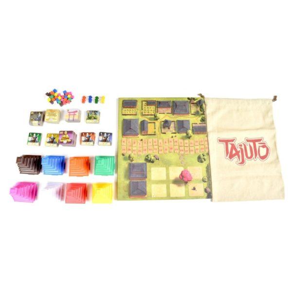 Jeu de société - Tajuto