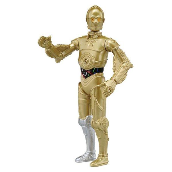 Figurine Star Wars : C3-PO (6cm)