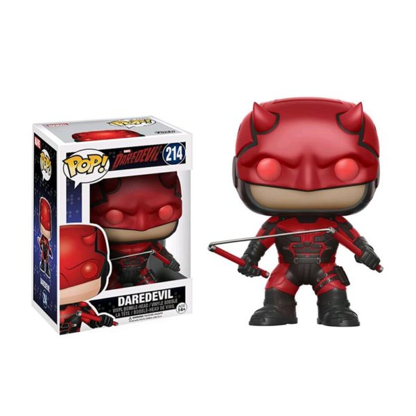 Funko POP - Daredevil : Daredevil (n°214)