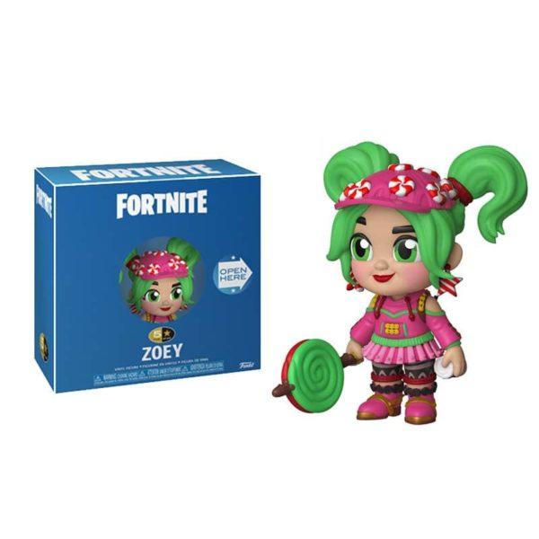 Funko POP 5 Star - Fortnite : Zoey